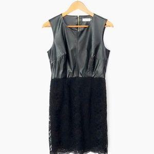 NWOT Calvin Klein Black Sleeveless Dress Size 8
